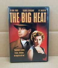 The Big Heat (DVD, 2001, Full Screen) 1953 Movie Glenn Ford Gloria Grahame