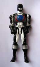 Figura de acción plástico duro - Power Rangers BANDAI 2006 Negro