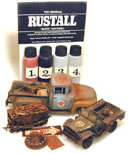 """The Original Rustall... """"RUSTS ANYTHING"""" for all Scales ON SALE! LAST CALL!"""