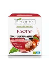 Bielenda Chestnut Face Cream Day and night cream for sealing vessels ,50ml