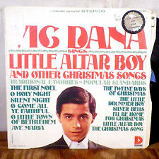 Vic Dana sings Little Altar Boy and other Christmas Songs LP Dolton shrink GD