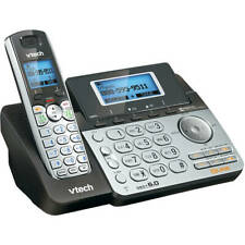 Vtech Two-Line Expandable Cordless Phone with Answering System, EA - VTEDS6151
