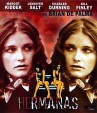 HERMANAS (BLU-RAY DISC BD NUEVO PRECINTADO) TERROR DE CULTO DE BRIAN DE PALMA