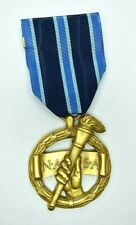 Authentic Vintage Early NASA Outstanding Leadership Medal Engraved Shuttle RARE