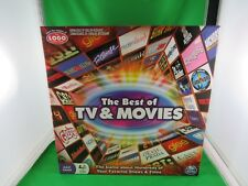 THE BEST OF TV & MOVIES BOARD GAME -The Logo Board Game