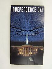 Independence Day VHS Video Tape Sci Fi Thriller Will Smith Bill Pulman