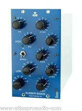 IGS Rubber Bands RB500 ME Stereo Passive Pultec-style Mastering Equalizer - Demo
