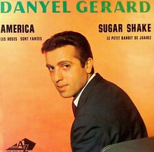DANYEL GERARD - SUGAR SHAKE, AMERICA + 2 - DISQUES VOGUE - FRENCH EP