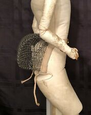 RARE Antique Wire Mesh Doll Bustle for French Fashion Doll