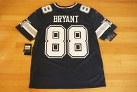 Nike Dez Bryant Cowboys Limited Home Football Jersey Stitched 990710739 Size L