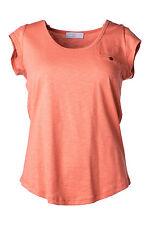 DRESSES UNLIMITED Shirt 38 NEU UVP39€ Top T-Shirt Orange Basic apart 8502166 609