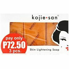 Kojie San Skin Whitening Lightening Bleaching Deep Cleaning Soap - Free Shipping