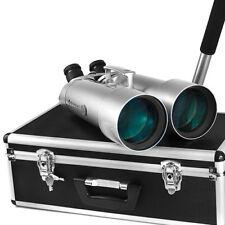 Barska Waterproof Jumbo Binoculars with Hard Case, 20x & 40x,100mm, AB10520