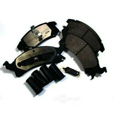 Disc Brake Pad Set-Semi-Metallic Pad Kit with Hardware Front Autopartsource