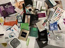 HUGE 55+ Lot of Beauty & Makeup Samples & New Sequin Makeup Bag! ULTA! Sephora!