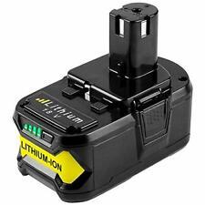 Batteries Pour Ryobi X2 One Li-Ion 5.0Ah18v P102 P103 P104 P105 P106 P107 P108