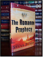 The Romanov Prophecy ✎SIGNED✎ STEVE BERRY Mint 1st Edition First Print Hardback