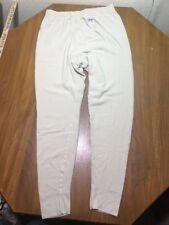 Men's XGO Flame Retardant Base Layer Drawers/Pants - Tan/Beige - Size M