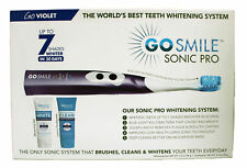 Go Smile Sonic Pro Whitening System Violet