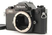 【MINT】Nikon New FM2 FM2N Black SLR 35mm Film Camera Body  from JAPAN #051PT1