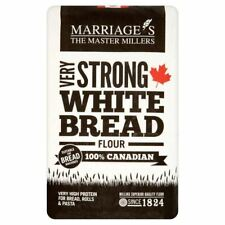 W H Marriage Very Strong White 100%25 Canadian Bread Flour 1.5kg