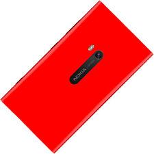 Nokia Lumia 920 Original Back Cover / Rückschale Unibody Rot Ersatz-Abdeckung