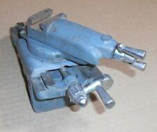 Sears Dunlap Craftsman 109 Lathe Apron Saddle Compound Feed Assembly