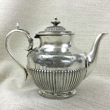 More details for antique silver plated teapot ww1 military soldier memorial durham light infantry