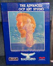 Advanced Ocp Art Studio Computer Disk for Atari St By Rainbird 1988 New