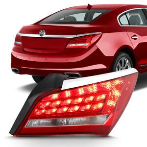 NEW 2014 2015 2016 Buick LaCrosse LED Rear Tail Light Lamp[Right,Passenger Side]