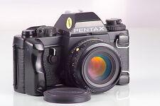 PRECIOSA CLASICA PENTAX LX SET+ PENTAX-A 1.7/50mm PREMIUM PENTAX K MOUNT CLASSIC