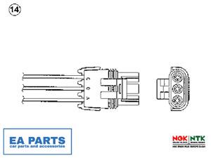 Lambda Sensor for OPEL RENAULT NGK 91204