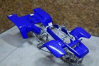 NEW OEM 1987-2006 Yamaha Banshee fenders front & rear plastic body BLUE
