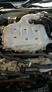 V35 350z VQ25 motor