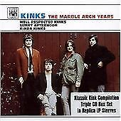 The Kinks - Marble Arch Years (Well Respected Kinks/Sunny Afternoon/Kinda Kinks, 2001)