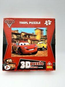 25 Pieces Puzzle - Disney Pixar Cars 2 - 3D Trefl