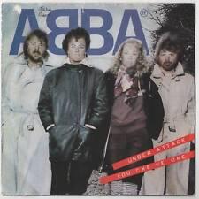 """Abba - Under Attack 7"""" Single 1982"""