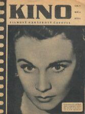 VIVIEN LEIGH the GWTW movie star Magazine KINO 1946