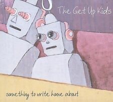 THE GET UP KIDS: SOMETHING TO WRITE HOME ABOUT (NEW CD)
