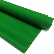 ENGLISH Hainsworth Pool Snooker Billiard Table Cloth Felt full kit 7ft GREEN