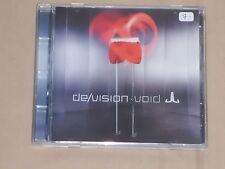 DE/VISION -Void- CD