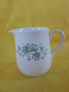Corelle Callaway CREAMER have other pieces to this set As-IS