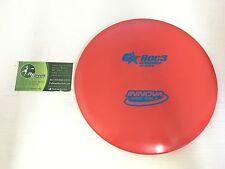New Frisbee Disc Golf Innova Red Gstar Roc3 176g Mid Range Approach Disk.