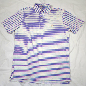 Holderness & Bourne Tailored Fit Mens Short Sleeve Polo Shirt Size Medium