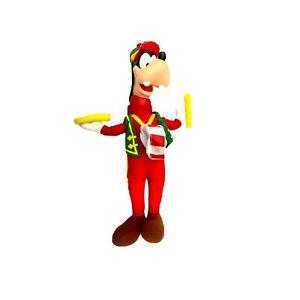 Disney Goofy Plush Toy Mickey's Merry Marching Band McDonalds Australia Vintage