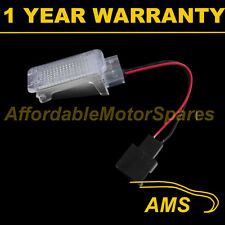 1X FOR VOLKSWAGEN POLO CADDY EOS 18 WHITE LED SINGLE LAMP FOR GLOVE BOX