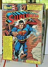 1999 - Revell Superman Model Kit - NIB