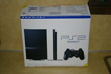 SONY PLAY STATION TWO PS2 SLIM LINE CONSOLE NYKO CONTROLLER SCPH77001 VIDEO GAME