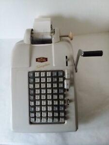 White Regna Simplex Cash Register