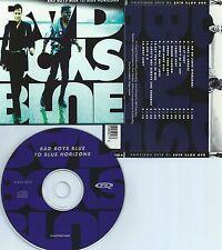 BAD BOYS BLUE-TO BLUE HORIZONS-93-CANADA-RADICAL RECORDS R-QCD 2052-CD-NEW-